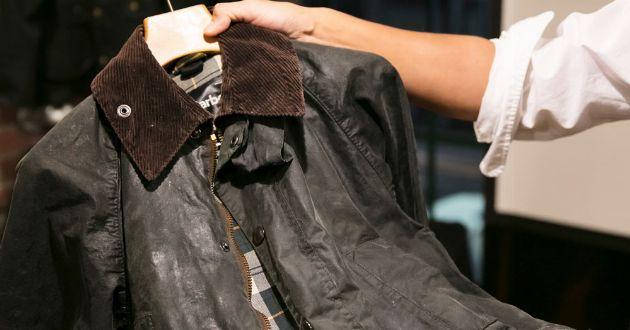 オイルドジャケット愛好家が集う、バブアーの夕べ