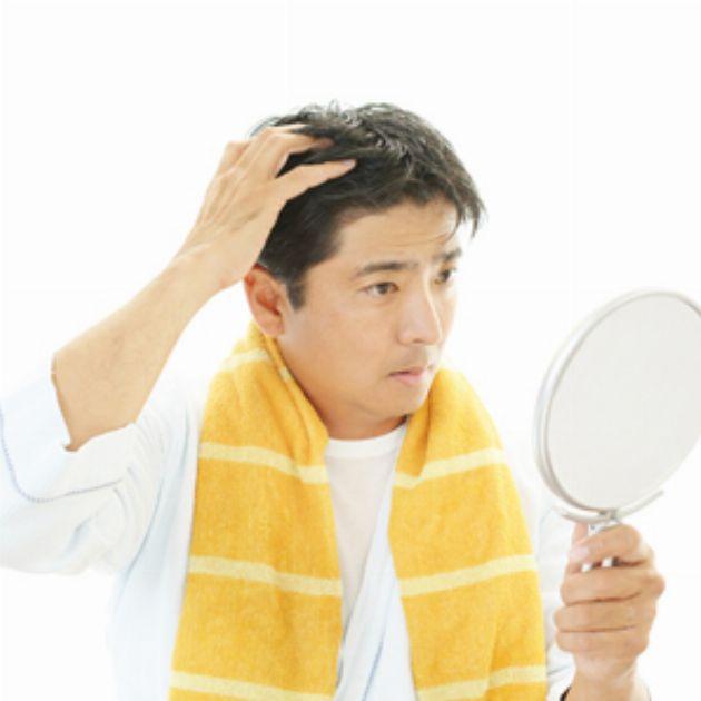 男の髪を労わり守る、高機能なベーシックシャンプー