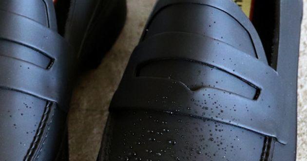 ハンターのローファーは雨でも晴れでも履ける万能シューズ