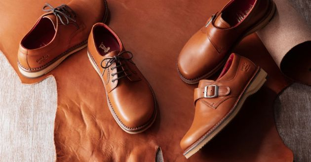 とことん履き込みたいコンフォート靴。栃木レザーで装う春の足取り