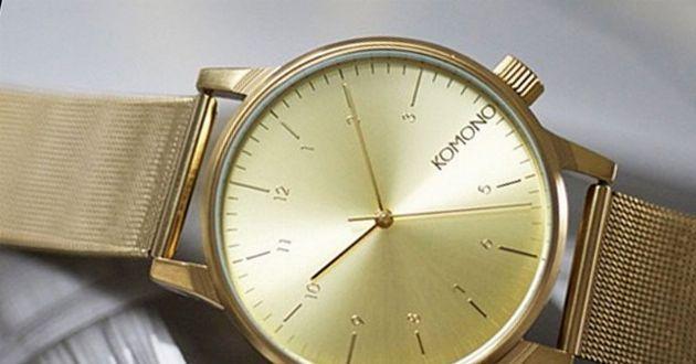 3万円で買える大人シック。腕時計もレトロ顔が良い