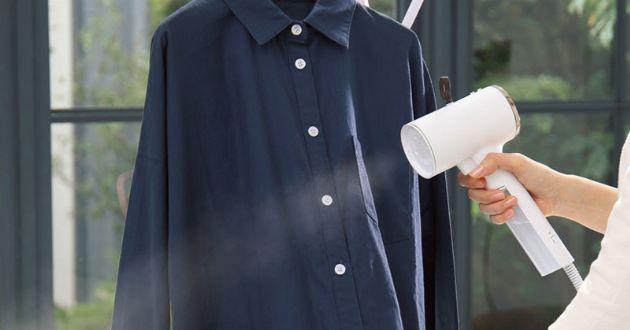 困った朝に大活躍! 衣類スチーマーはどれが買い?