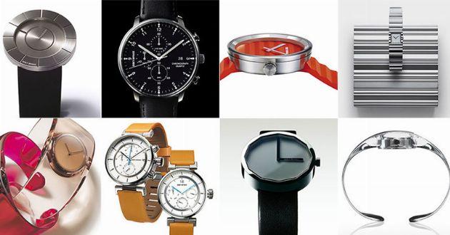 イッセイ ミヤケの腕時計には、プロダクトデザイナーの意欲作が揃う