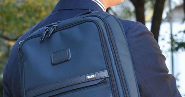 トゥミのリュック8選。ビジネスバッグの代名詞ブランドならではの魅力とは