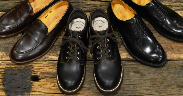 履く喜びを教えてくれる、日本人のための国産革靴ブランドがある