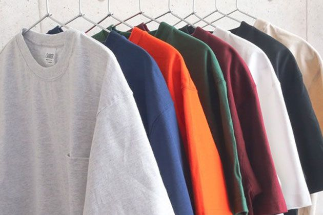 USメイドのタフなヤツ。キャンバーのTシャツが今、選ばれている理由