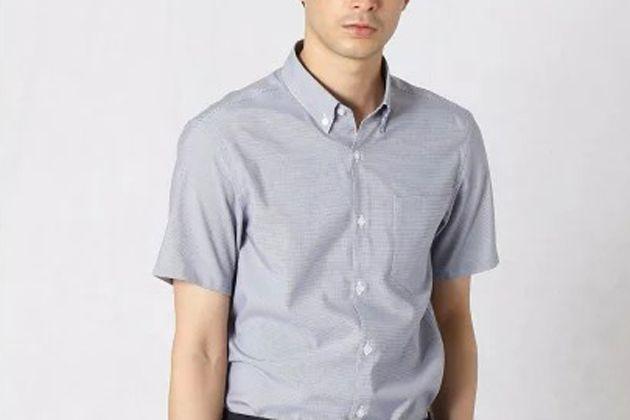 半袖のワイシャツが、初夏のオフィスカジュアルに欠かせない!