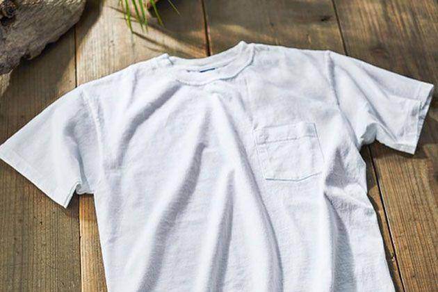 """タフな1枚。グッドオンのTシャツが""""10年着られる""""秘密とは?"""