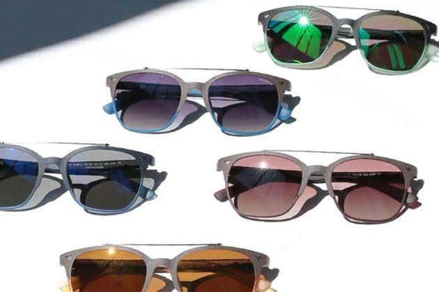 ハイセンスなデザインが魅力。ポリスのサングラスを夏の相棒に