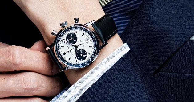 働く男にハミルトン。女性目線で見たビジネスシーンに似合う腕時計とは