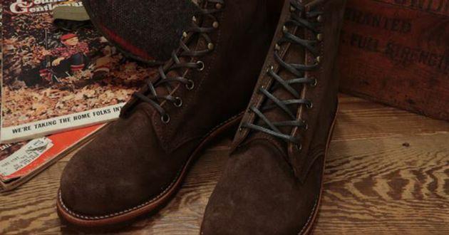 MADE IN USAを履く。チペワのブーツ、大人の足元に威厳を添える全9モデル
