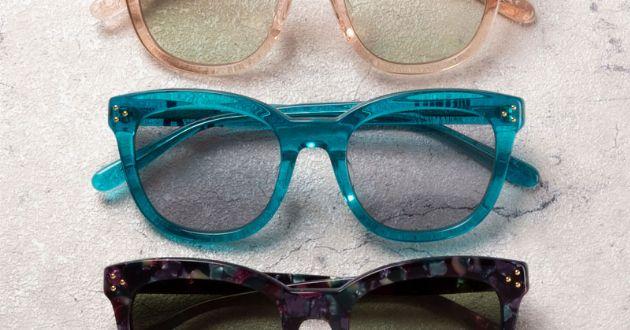 夏まで待てない!? スタイリスト界の巨匠がデザインするレトロポップなサングラス