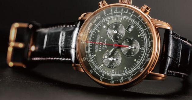 ドイツブランドの魅力が満載。ツェッペリンの実直な腕時計が大人に響く