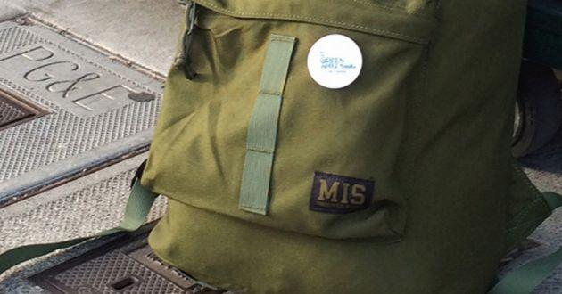 タフでシンプル。エムアイエス(MIS)のバッグ