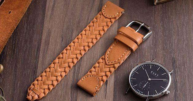 賢くおしゃれに。替えベルトでお気に入りの腕時計が見違える