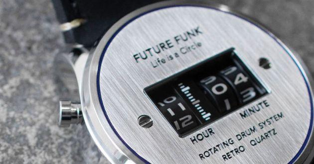 レトロなのに新しい。フューチャーファンクが描き出す、腕時計の可能性