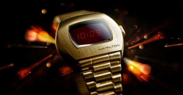 あの伝説モデルが復活。アップデートを遂げた腕時計界の革命児