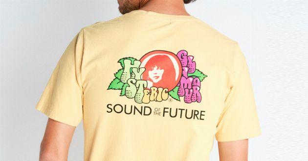 思わずニヤリとさせる1枚がいいね。大人のTシャツ選びは遊び心が重要だ