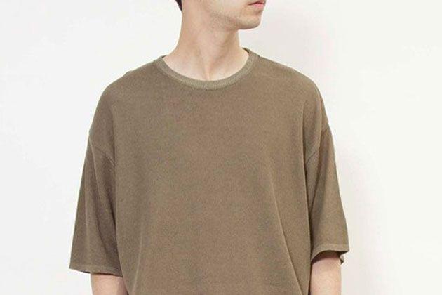 ニットTシャツの魅力とは? イチ推しブランド8選