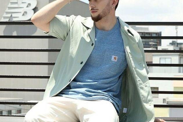 Tシャツもカーハートならでは。魅力とおすすめのラインアップをお届け