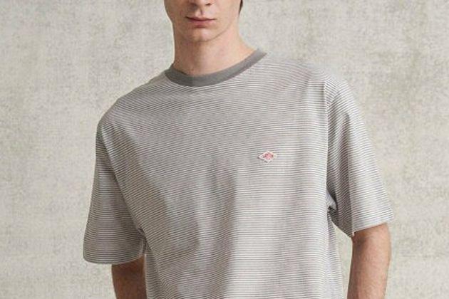 ダントンで主張しないおしゃれを。Tシャツを狙うならこの6枚