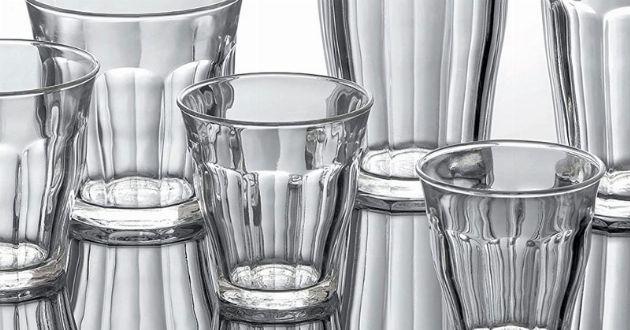 フランス生まれのタフなヤツ。デュラレックスのグラスは使いやすくて万能