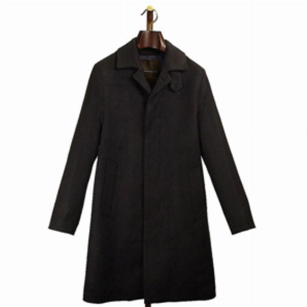 スーツを高そうに見せる傑作コート