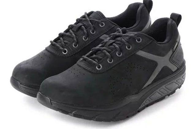 MBT(エムビーティー)の厚底靴で、おしゃれしながら健康に