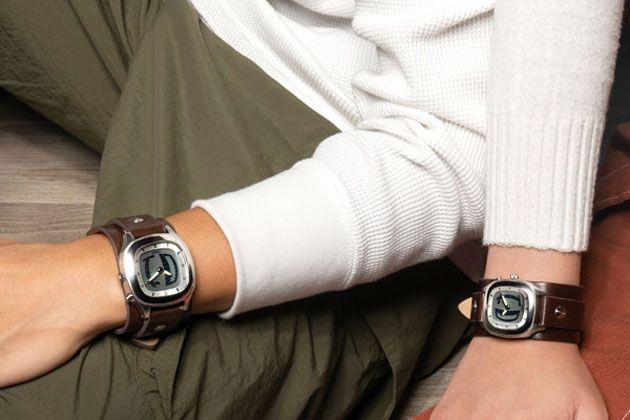 続・ユニークで楽しい腕時計。外でも家でも、レトロな1本がコーデに映える
