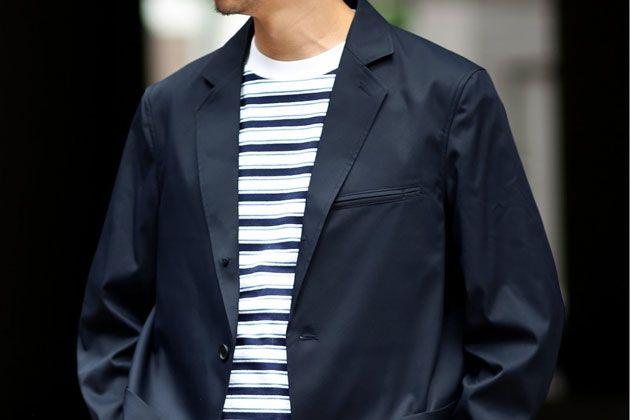 ワークウェアスーツに注目。WWSのマストハブと多彩なコーデサンプル