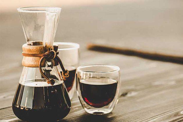 イームズ夫妻も愛した逸品。ケメックスのコーヒーメーカーは美しくて実用的