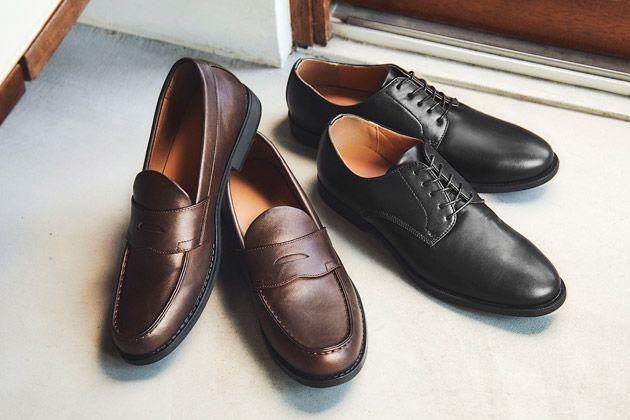 """大人の""""あったらいいな""""を全部乗せ。GUの短靴&ローファーが優秀すぎる"""