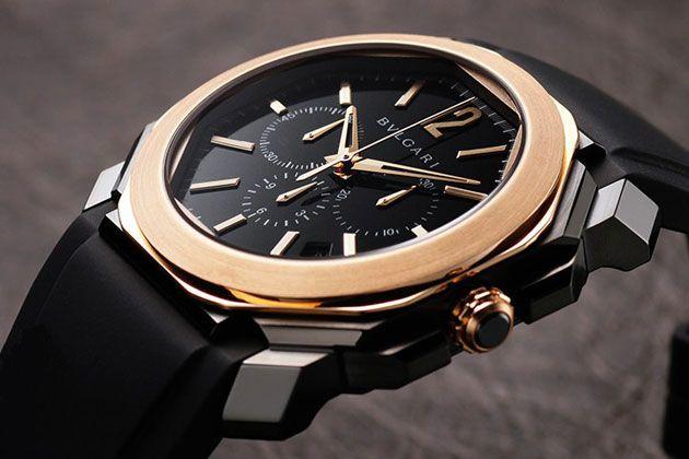 ジュエラーの、本気。ブルガリのオクトは時計ツウをも魅了する