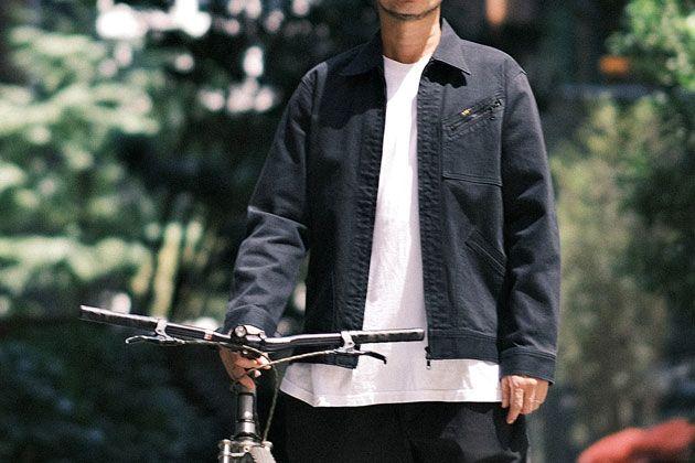おしゃれで機能的。自転車乗りの装いをアップデートするナリフリ×リーの注目ウェア