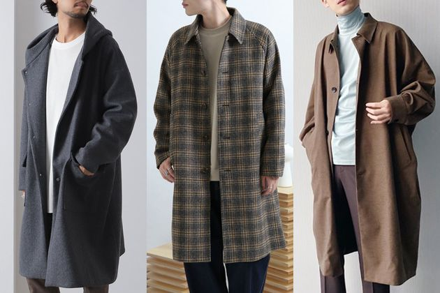 秋はコートを着よう。失敗しない選び方と今どきコーデを作るハウツー