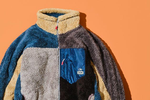 今季の防寒着、その答え。 毛布のようなフリースジャケットに溺れたい