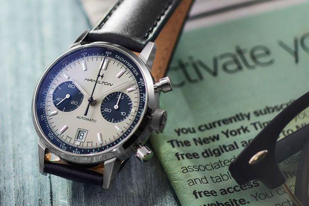 男の新たなライフスタイルに。本当に使える腕時計を1本、手に入れる