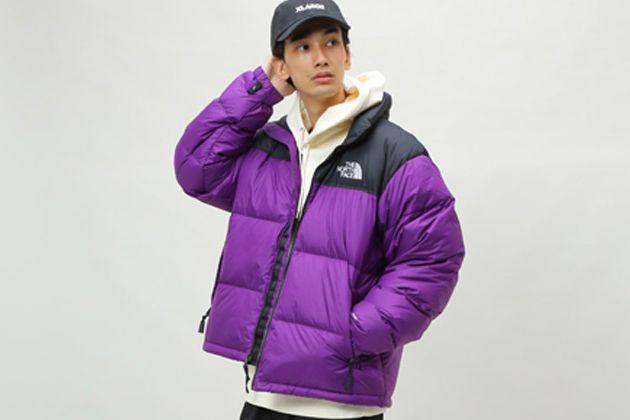 ノースを代表するダウン。ヌプシジャケットの特徴、サイズ感からUSモデルまで