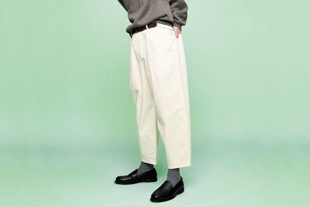 今っぽさもコスパも両取り。GUの新作パンツがあまりに有能すぎる