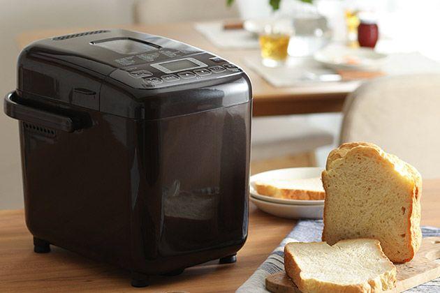 1万円以下から始めるホームベーカリー。焼きたてパンの感動を自宅にて