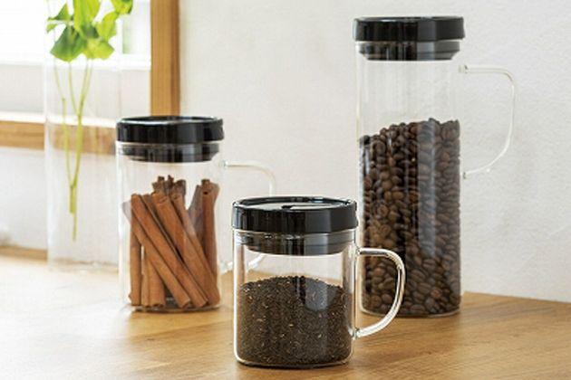 """""""おきに""""のコーヒーは、キャニスターでずっとおいしく。見た目良好なおすすめ8選"""
