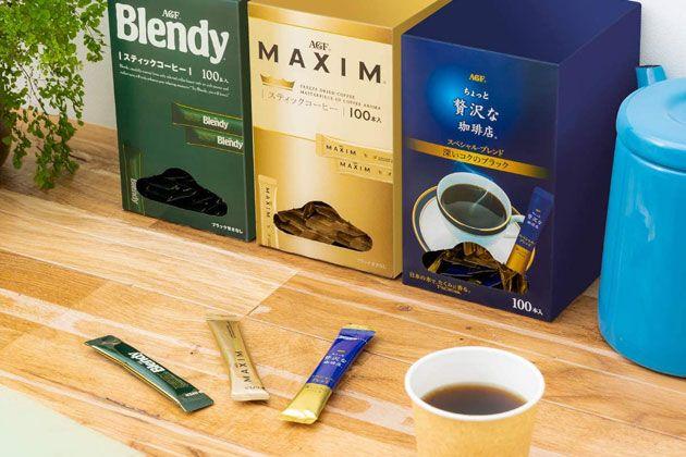 スティックコーヒーって結構便利。ちょっと1杯、がすぐ叶うおすすめ13品