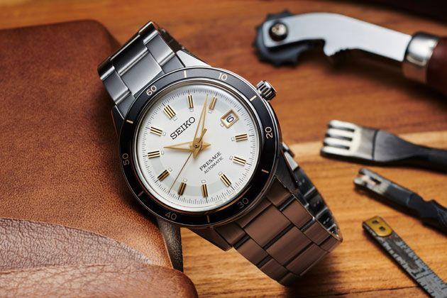 心許ない夏の腕元は、リアルヴィンテージ感満点の機械式時計に頼りたい