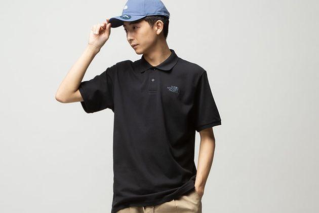 クールビズも普段使いも。ザ・ノース・フェイスのポロシャツが調子良い