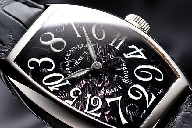 神の手から生まれる腕時計。フランクミュラーについて知っておきたいこと