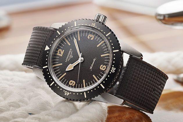 復刻時計をお探しなら。ロンジンのヘリテージシリーズには傑作が揃っている