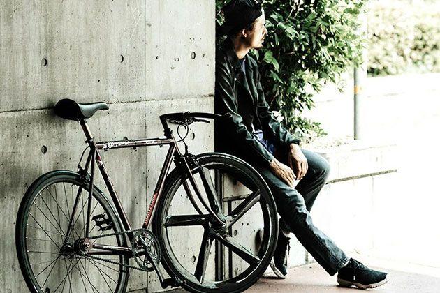 タフな設計でルックス◎。ピストバイクなら、通勤も街乗りもこれ1台