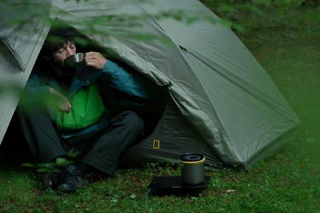 """大は小を兼ねない!? ソロキャンプ用テントの""""1人ならでは""""な選び方とは"""