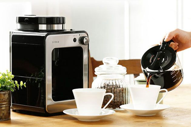 リーズナブルなのにおしゃれ。シロカのコーヒーメーカーでおうち時間をより豊かに