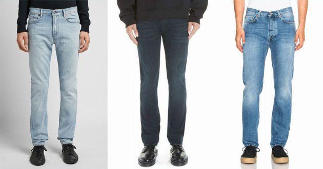 目利きが愛用。アクネ ストゥディオズのジーンズを完全網羅